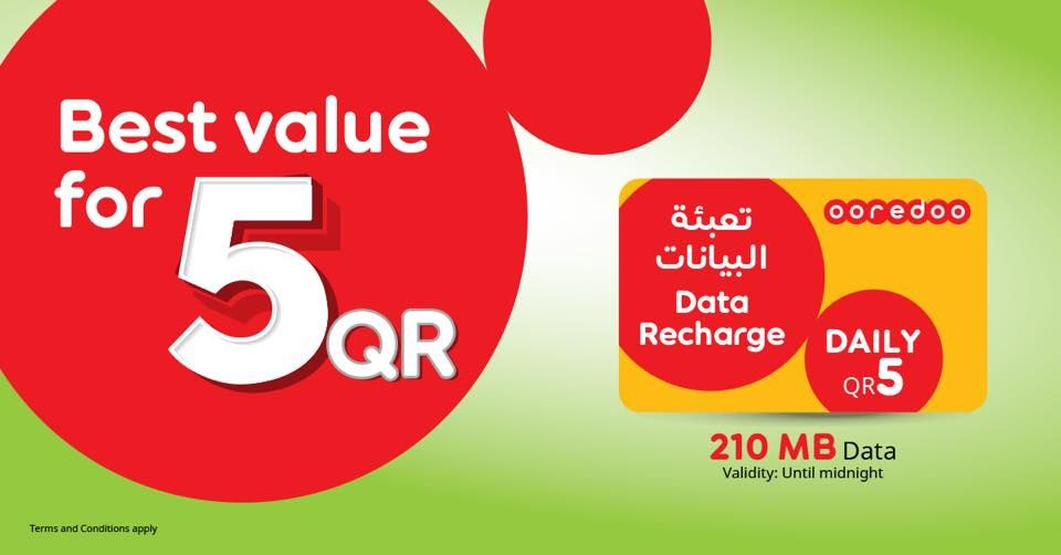 Ooredoo Qatar Offers