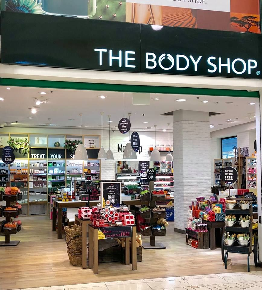 The Body Shop Qatar Offers