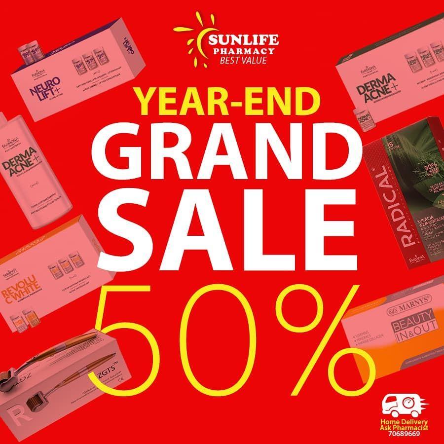 Sunlife Pharmacies Group QATAR Offers