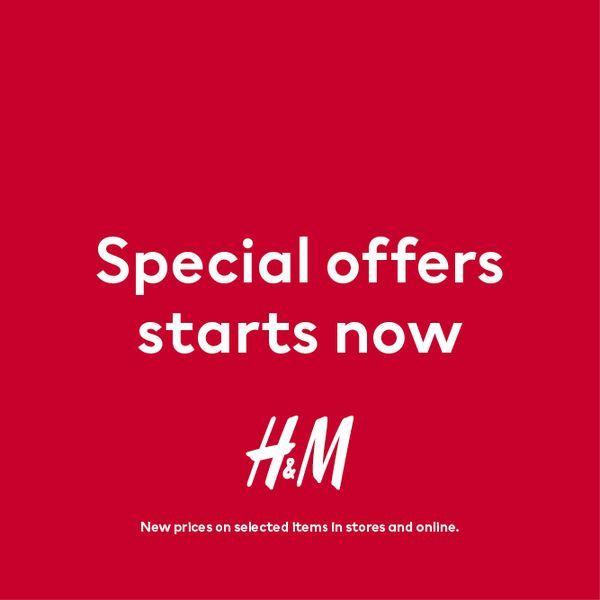 H & M Qatar offers 2021