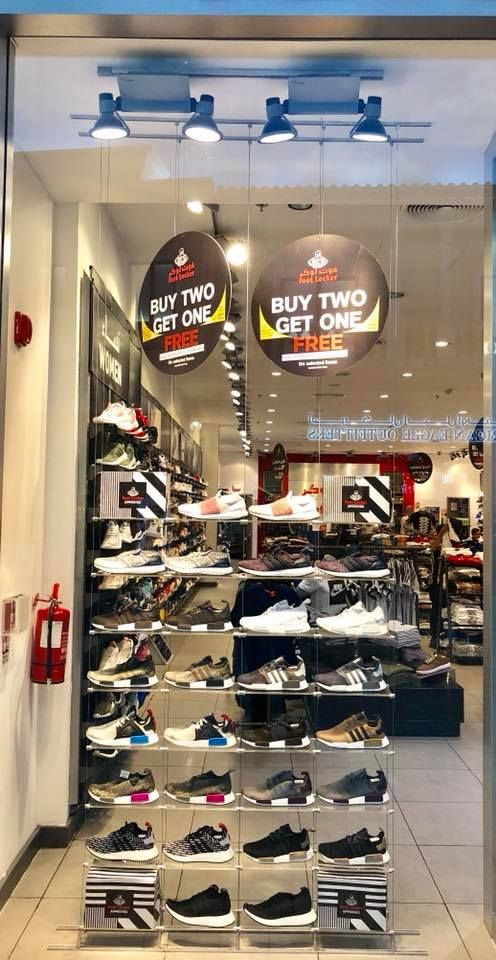 Foot Locker  Qatar  -  Special Offer