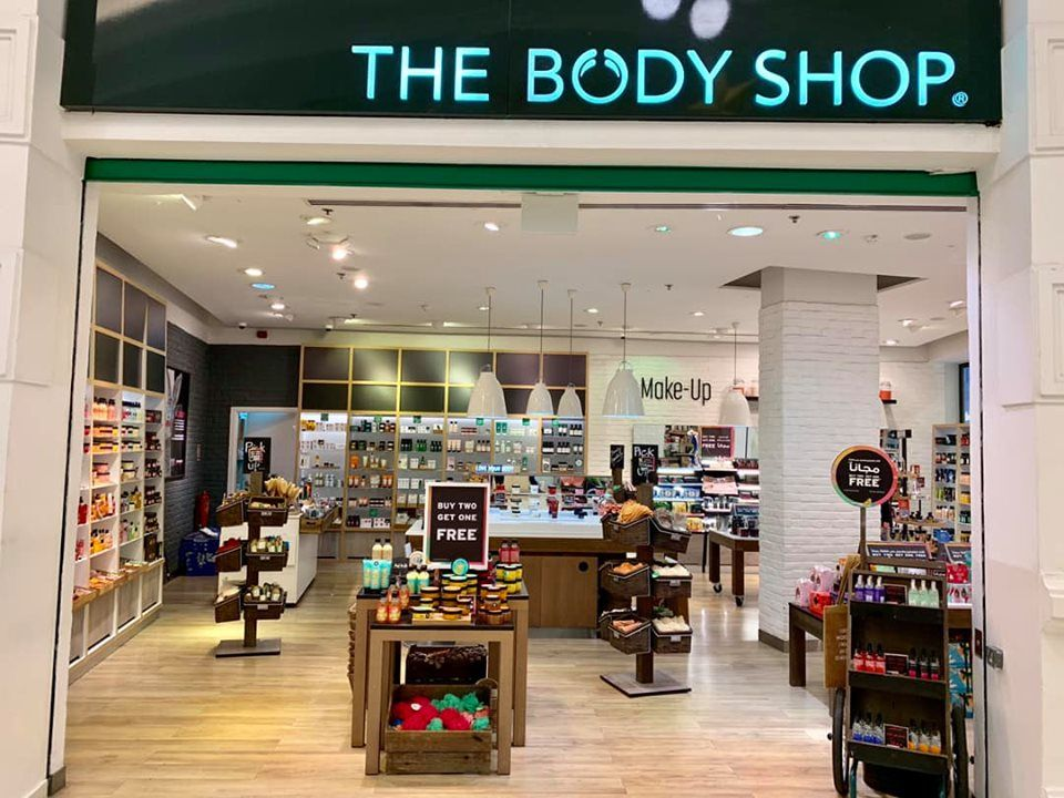 The Body Shop Qatar Offers  2019