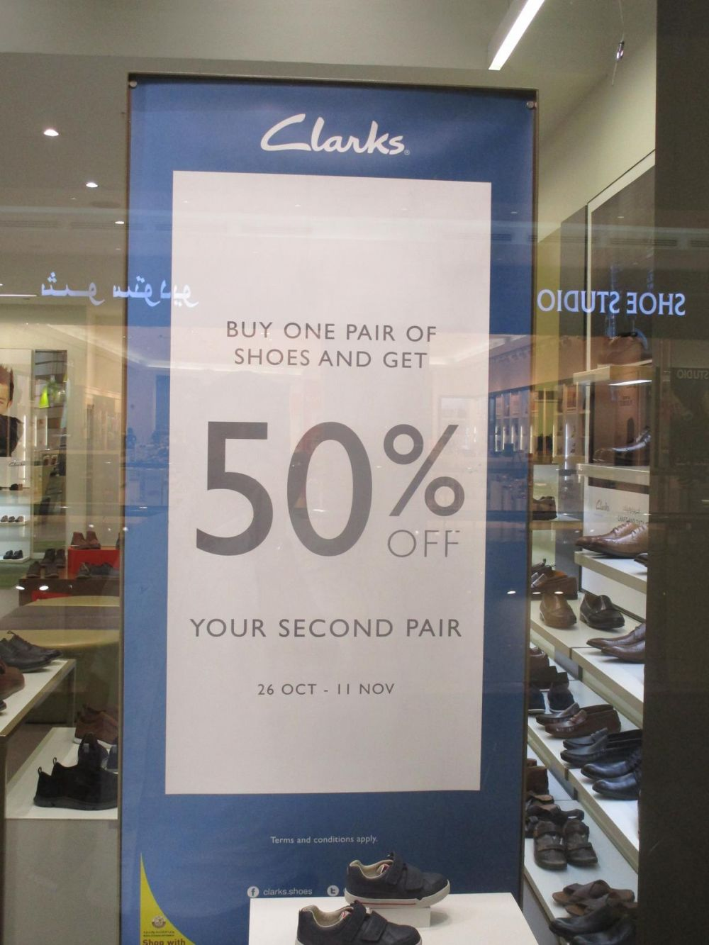 f5dce7a03330 Special Offer - Clarks Qatar - 4939