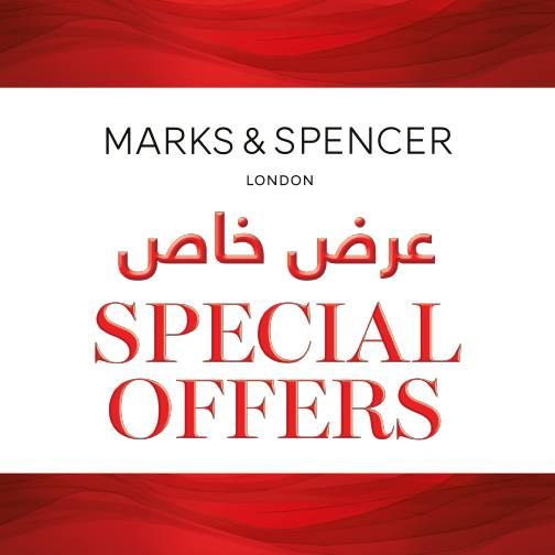 Special Offer -  Marks & Spencer Qatar