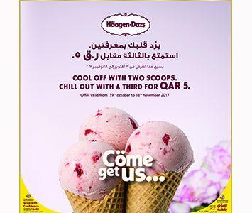 Häagen-Dazs Qatar Offers