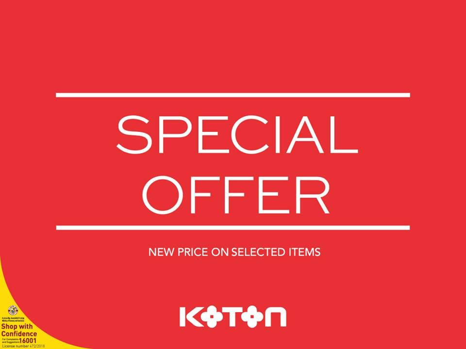 Special Offer  Koton Qatar