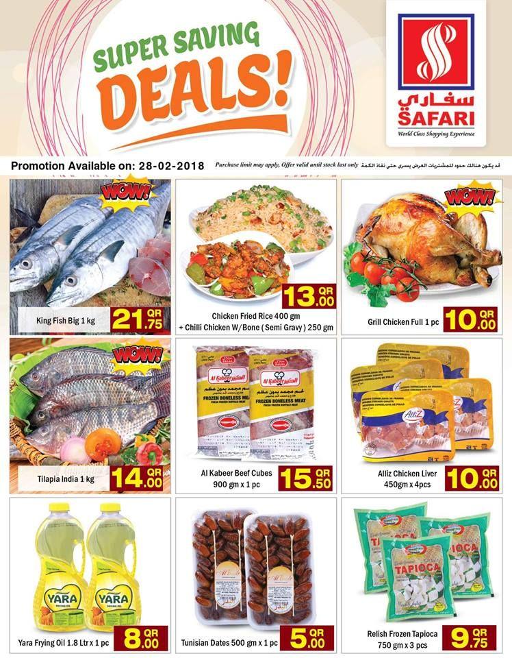 Qatar Offers | Safari Hypermarket Qatar