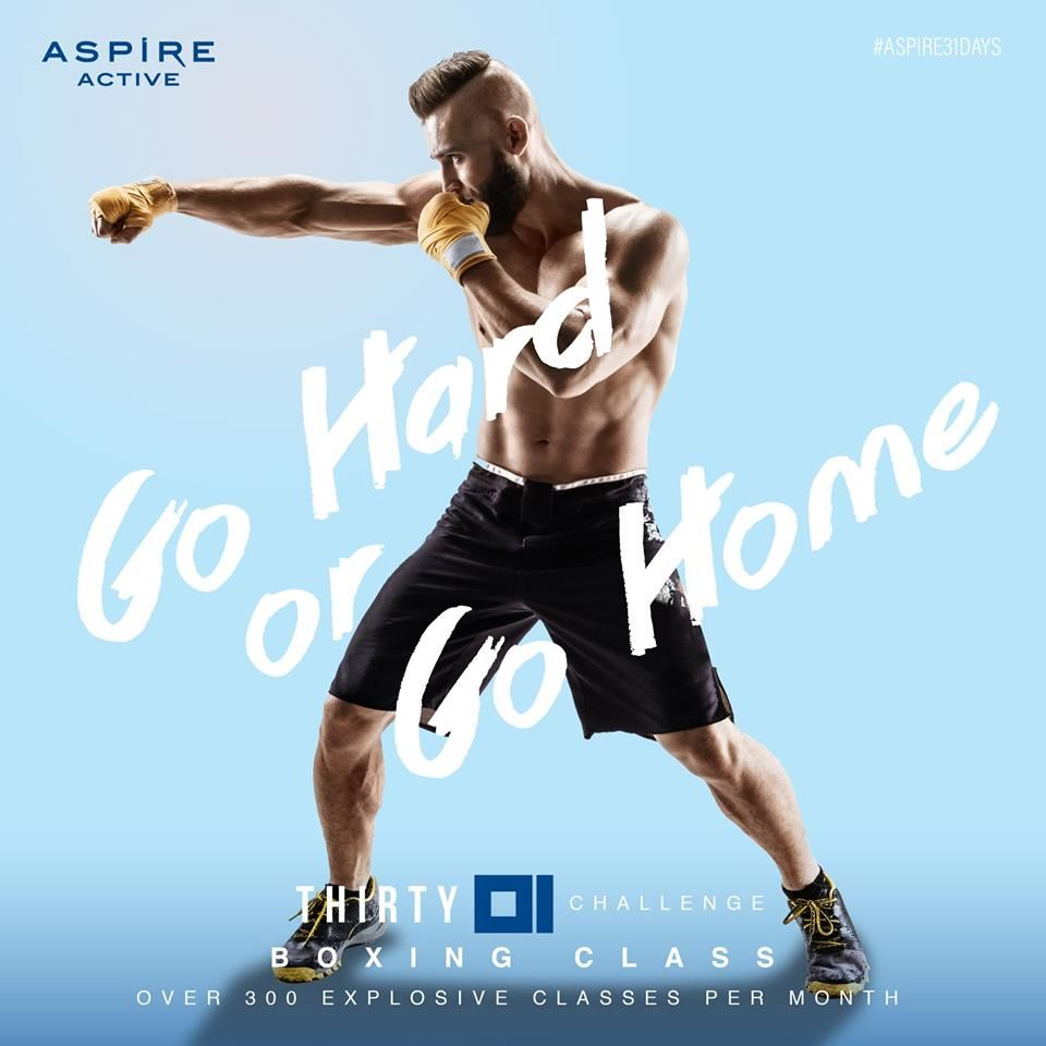 Aspire Active qatar Offers  2019