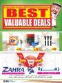 Zahra Shopping Center Qatar Offers