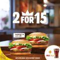 Burger King Qatar Offers 2020
