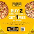 yellow cab pizza qatar offers 2020