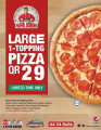 Offers Pizza Papa Johns