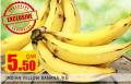 Smile hypermarket Qr offer on Banana only Friday