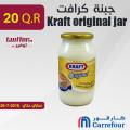 Kraft original jar 910g