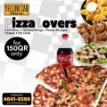 Yellow Cab pizza qatar offers 2021