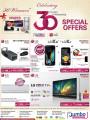 Jumbo electronics offers