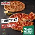 PAPA Johns Pizza Qatar Offers 2021
