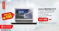 Save QR100 when you buy Lenovo Laptop