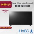 LG TV 43 Inch