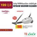 HITACHI VACUUM CLEANER