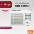 midea window ac