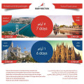 Europe summer packages