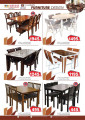 OFFERS furniture - Ansar Gallery