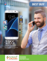 Saudia group Qr offer on mobile samsung Galaxy