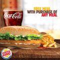 Burger King Qatar Offers 2019