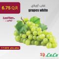 grapes white
