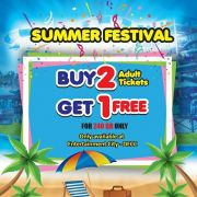 Buy 2 Adult Tickets And Get 1 FREE