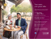 Ending Today - Qatar Airways upto 50%