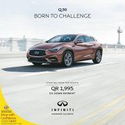 INFINITI Qatar Offers