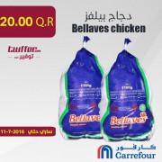 Bellaves chicken