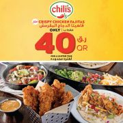 Chili's Qatar Offers