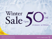 Fifty One East - Winter Sale