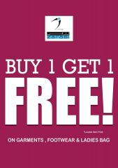 Zarabi Qatar Offers - BUY 1 GET 1 FREE
