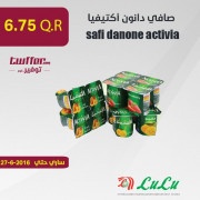 safi danone activia