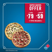 Supersaver Every day