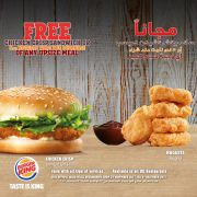 Burger King Qata Offer