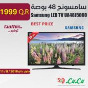Samsung LED TV UA48J5000