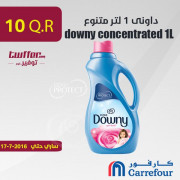 downy concentrated 1L assorted