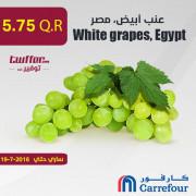 White grapes, Egypt