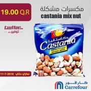 castania mix nut