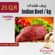 indian beef