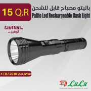 Palito Led Rechargeable flash Light PA-1001