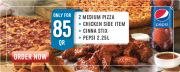 Only For 85 QR - Domino's Pizza