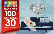 Shop For 100 Get Back 30 - Pan Emirates