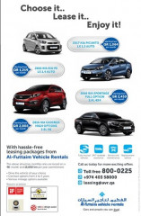 offers AL-futtaim vehicle rentals
