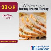Turkey breast, Turkey
